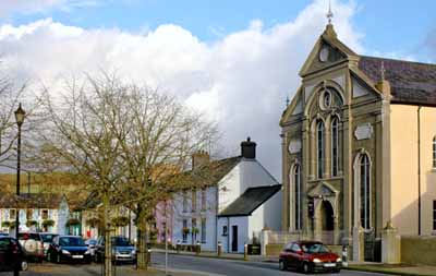 Places Of Worship Lampeter Town Council